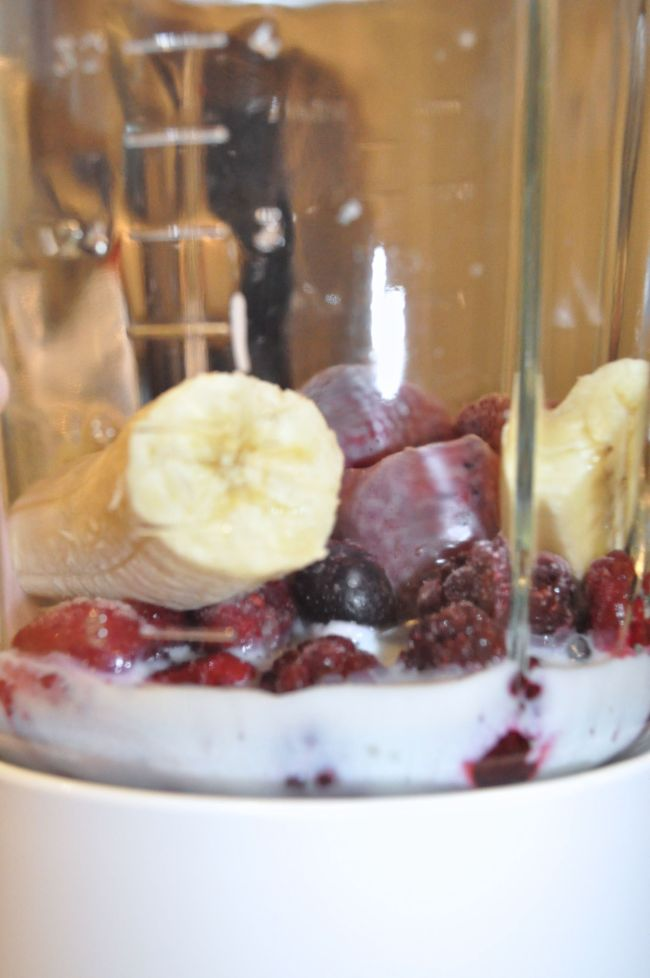 feeling smoothie ingredients mommydo
