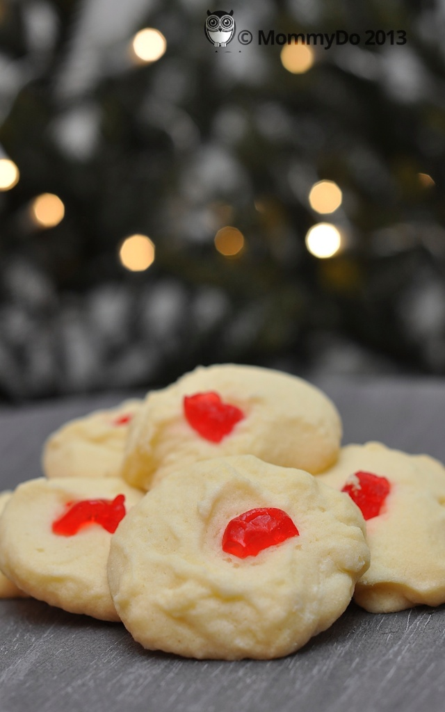 Mommydo Whipped Shortbread