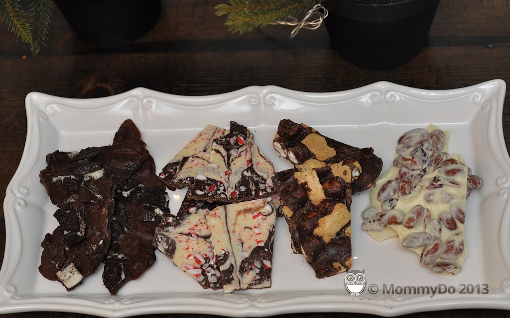 MommyDo Chocolate Bark 4 Ways 1 (1)