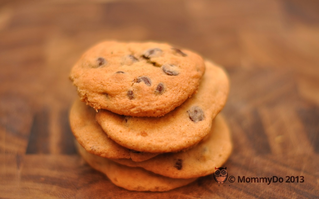 MommyDo Chocolate Chip Cookies