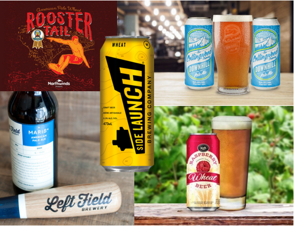 5 fav's friday Craft Beer Tour