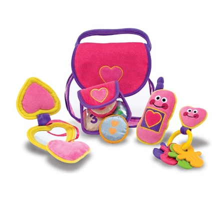 playtime purse special needs gift
