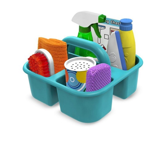 household play cleaning kit special needs gift