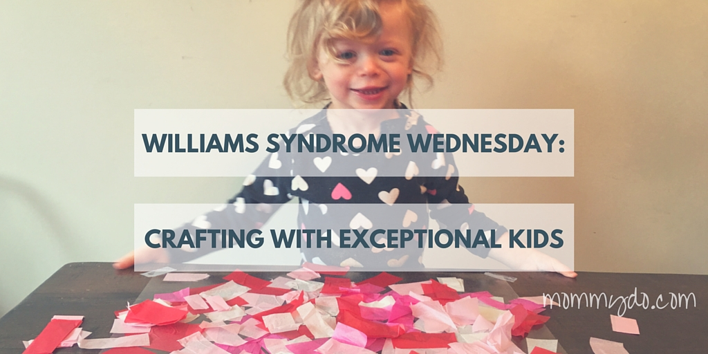 Williams Syndrome Wednesday- (1)