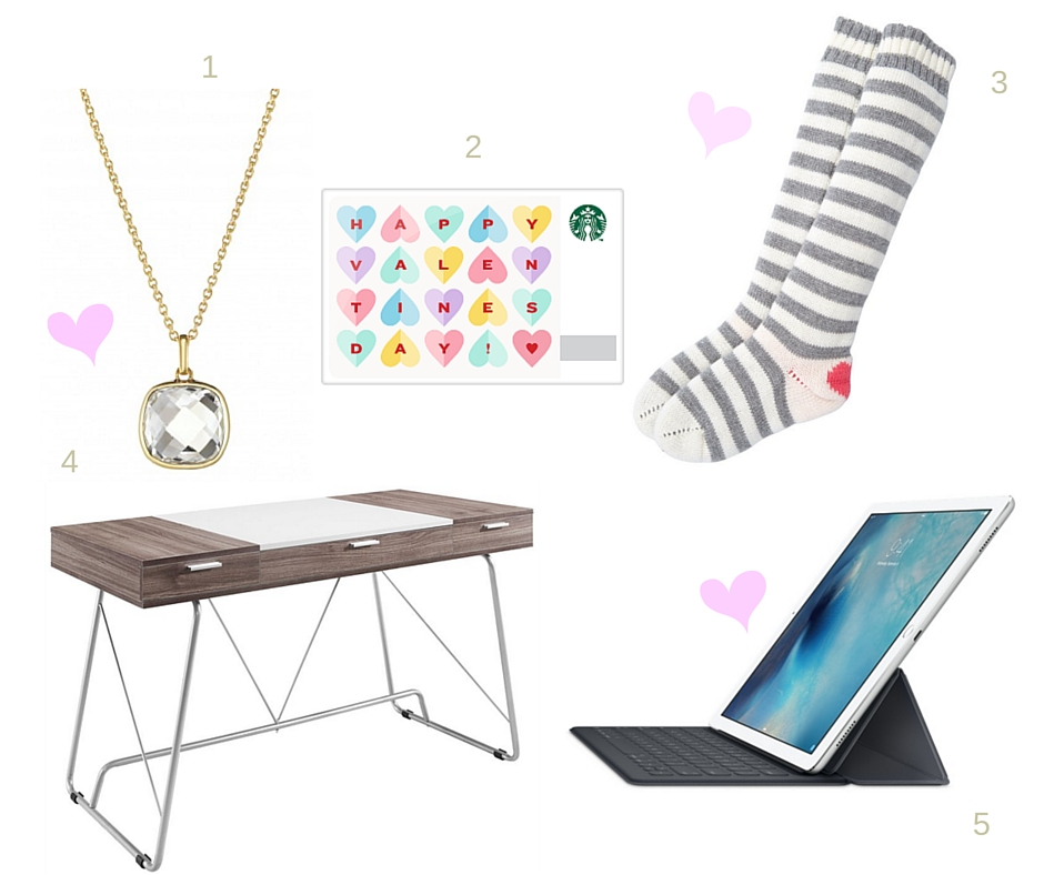 Five Faves Friday Valentine Ideas