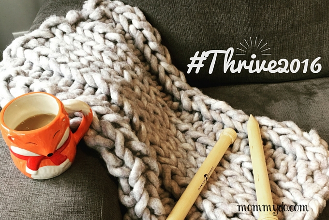 #Thrive2016 - blanket